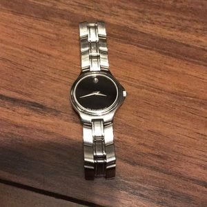 Movado museum watch women authentic